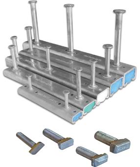 HMPR Anchor Channels - HAZ Metal Deutschland GmbH