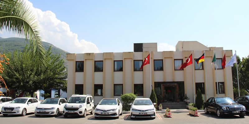 HAZ - Verwaltung Türkei